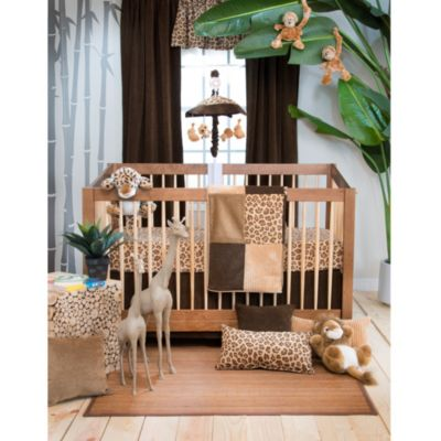 Glenna Jean Tanzania 3-Piece Crib Bedding Set