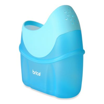 Brica® Shower 'N Rise Bath Pitcher in Blue