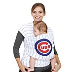 Moby® MLB™ Edition Wrap Baby Carrier in Striped Chicago Cubs
