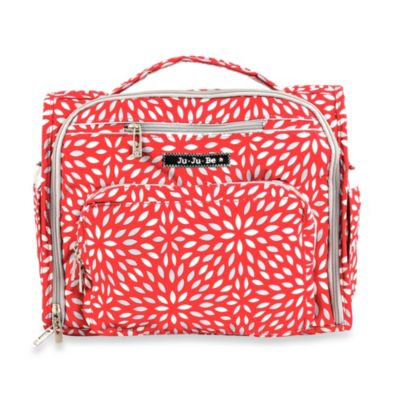 Ju-Ju-Be® BFF Diaper Bag in Red Starburst