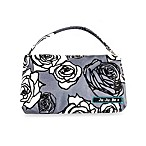 Ju-Ju-Be® Be Quick Diaper Pouch in Grey Roses