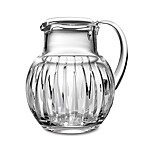 Reed & Barton® Soho Crystal 2-Liter Round Pitcher