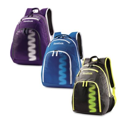 Black Yellow Kids Backpack