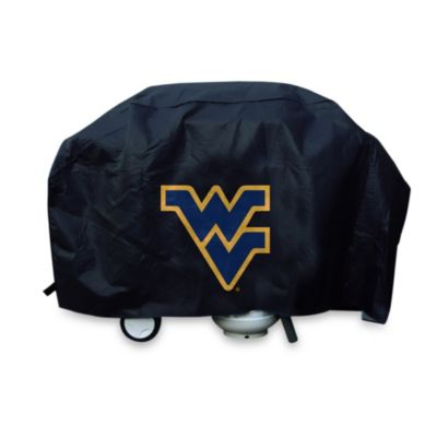 West Virginia University Deluxe Barbecue Grill Cover