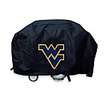 West Virginia University Deluxe Barbeque Grill Cover