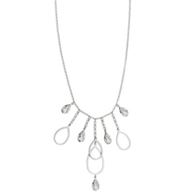 ELLE Jewelry Whimsy Sterling Silver 18-Inch Necklace
