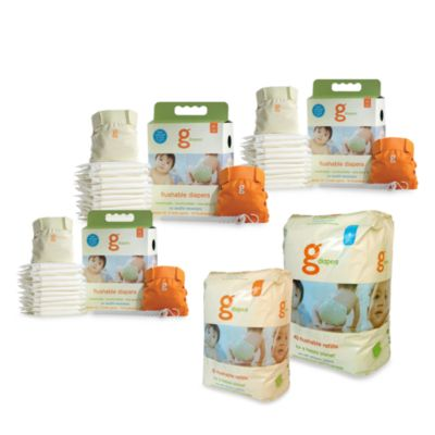 gDiaper 40-Pack Small Diaper Refills