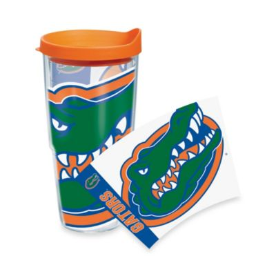 Tervis® Florida Gators 24-Ounce Wrap Tumbler with Orange Lid