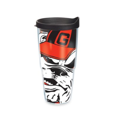 Tervis® University of Georgia Bulldogs 24 oz. Wrap Tumbler with Black Lid