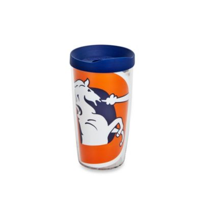 Tervis® Denver Broncos 16-Ounce Wrap Tumbler with Blue Lid