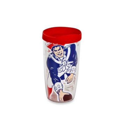 Tervis® New England Patriots 16-Ounce Wrap Tumbler with Red Lid