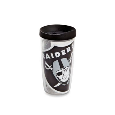 Tervis® Colossal Wrap Oakland Raiders 16-Ounce Tumbler
