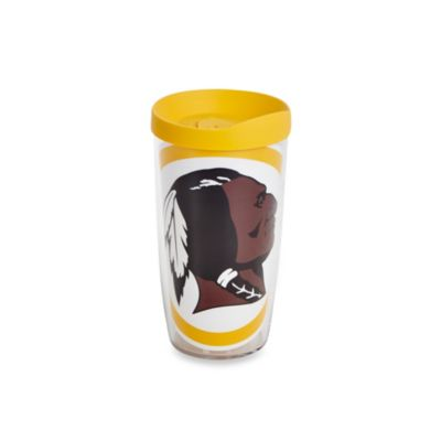 Dishwasher Safe Redskins Tumbler