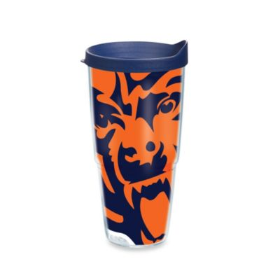 Tervis® Chicago Bears 24-Ounce Wrap Tumbler with Blue Lid