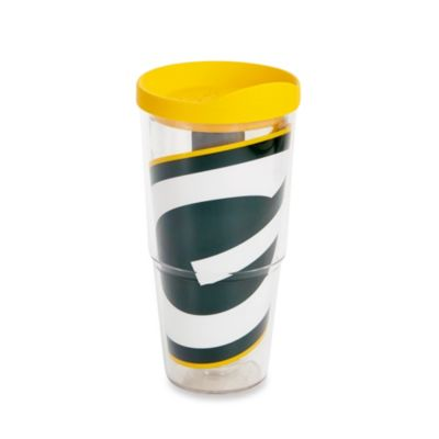 Tervis® Green Bay Packers 24-Ounce Wrap Tumbler with Yellow Lid