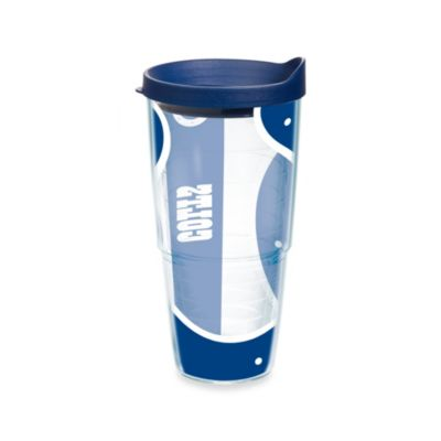 Tervis® Indianapolis Colts 24-Ounce Wrap Tumbler with Blue Lid