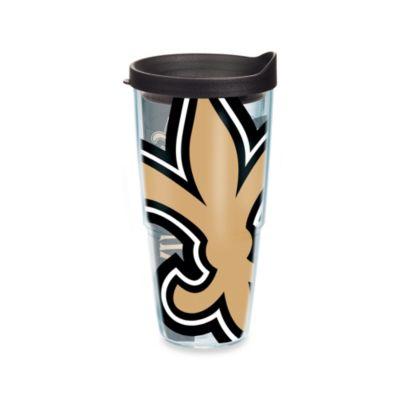Tervis® New Orleans Saints 24-Ounce Wrap Tumbler with Black Lid