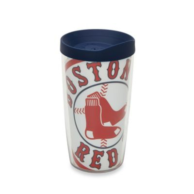 Tervis® Boston Red Sox 16-Ounce Wrap Tumbler with Blue Lid