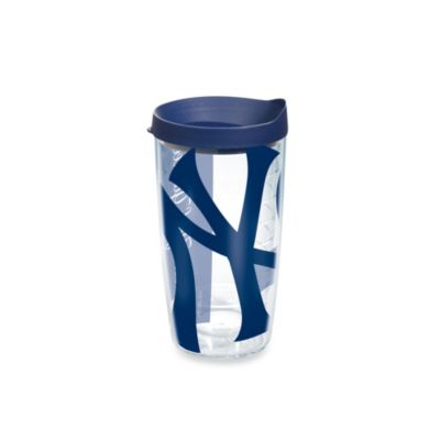 Tervis® New York Yankees 16-Ounce Wrap Tumbler with Blue Lid