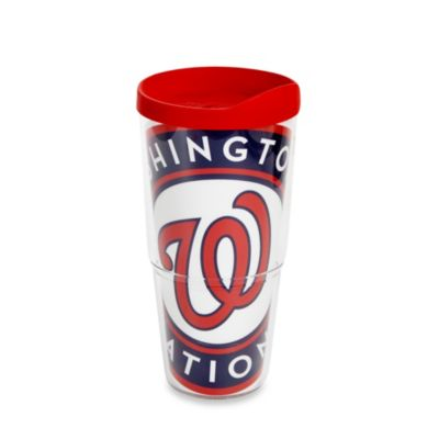 Tervis® Washington Nationals 24-Ounce Wrap Tumbler with Red Lid