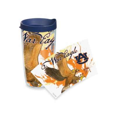 Tervis® Guy Harvey Auburn University 16-Ounce Wrap Tumbler with Blue Lid