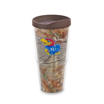 Tervis® Realtree® University of Kansas 24-Ounce Tumbler