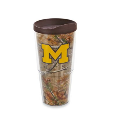 Tervis® Realtree® University of Michigan 24-Ounce Tumbler