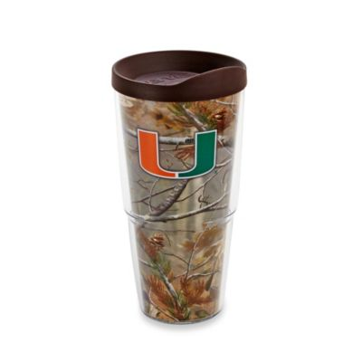 Tervis® Realtree® University of Miami 24-Ounce Tumbler