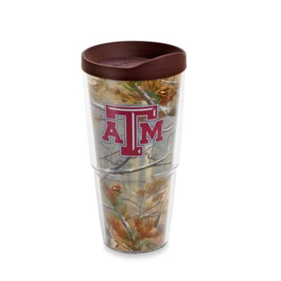Realtree® Texas A&M 24-Ounce Tumbler