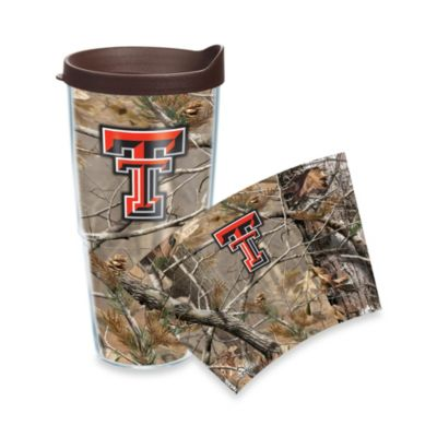 Realtree® Wrap Texas A&M 24-Ounce Tumbler