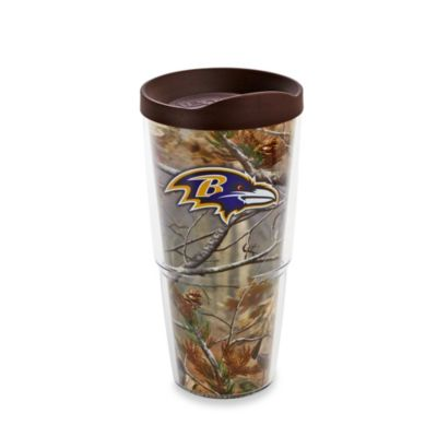 Team Color Ravens Tumbler