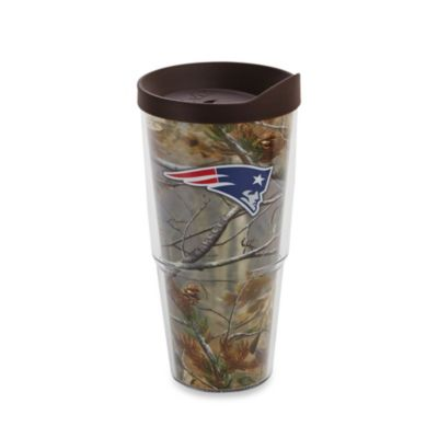 Tervis® Realtree® Wrap New England Patriots 24-Ounce Tumbler