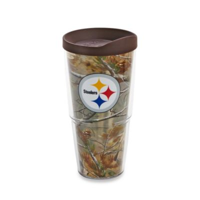 Team Color Steelers Tumbler