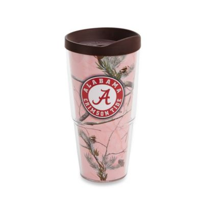Tervis® Realtree® Wrap University of Alabama 24-Ounce Tumbler in Pink