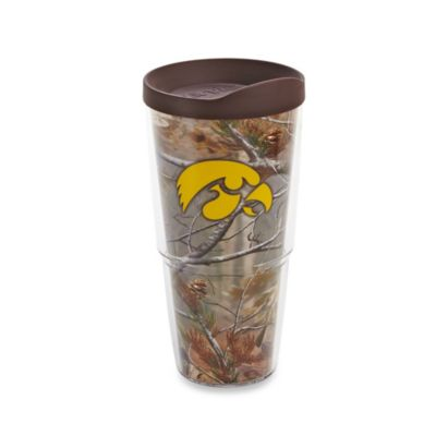 Tervis® Realtree® Wrap University of Iowa Hawkeyes 24 oz. Tumbler