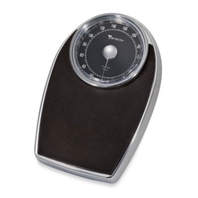 Detecto™ Chrome Professional Analog Bathroom Scale