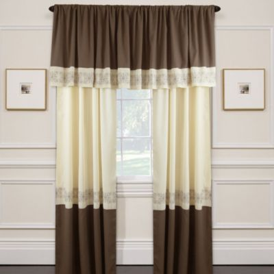 Alexa Window Valance