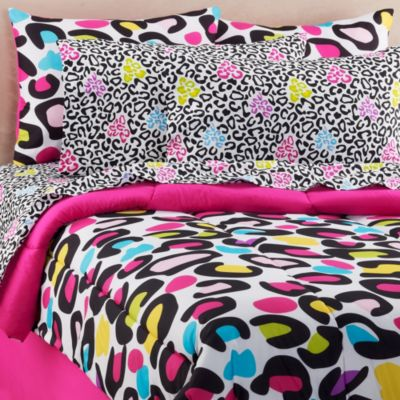 Gianna 6-8 Piece Comforter and Sheet Set