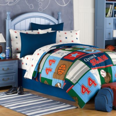 Nolan 6-8 Piece Comforter and Sheet Set