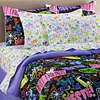 Whateva 6-8 Piece Comforter and Sheet Set