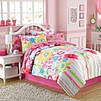 Bouquet 6-8 Piece Comforter and Sheet Set
