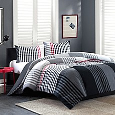Ink + Ivy Blake Comforter and Sham Set