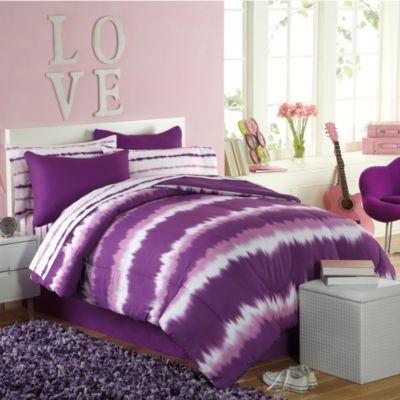 Crafty 6-8 Piece Comforter and Sheet Set
