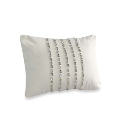 Decorative Pillow in Ivory