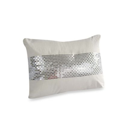 Sequined Decorative Pillow