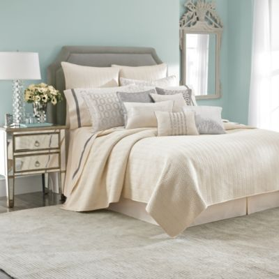 Laundry by Shelli Segal® Alexa Twin Coverlet