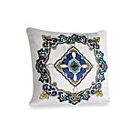 Laundry by Shelli Segal® Blue Riviera Square Toss Pillow