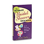 The Ultimate Bridal Shower Idea Book by Sharon Naylor