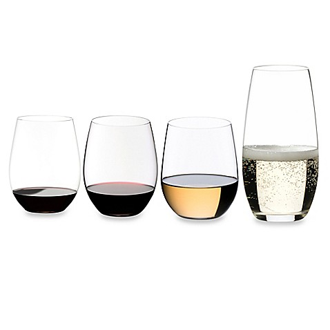 Riedel 174 O Wine Glasses Bed Bath Amp Beyond
