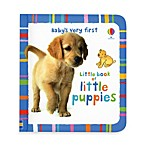 Usborne Baby's Very First Little Book of Little Puppies Board Book